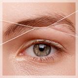 1の復習と眉毛デザイン(1)眉毛トリミング法